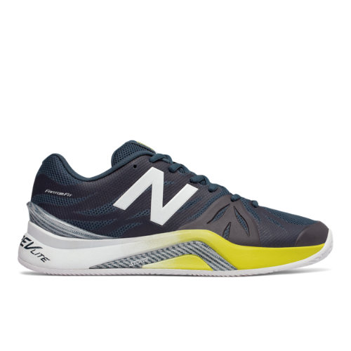 New Balance 1296v2 Men's Tennis Shoes - Dark Blue (MCH1296P)