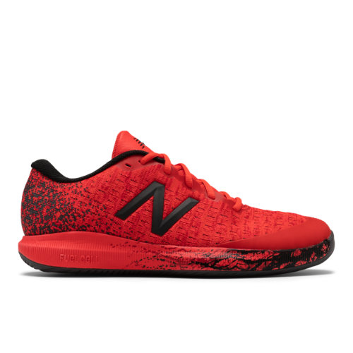 New Balance FuelCell 996v4 Men's Tennis Shoes - Red (MCH996MW)