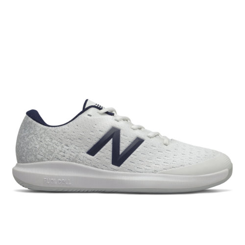New Balance FuelCell 996v4 Men's Tennis Shoes - White (MCH996W4)