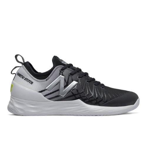 New Balance Fresh Foam Lav Men's Tennis Shoes - Black / White (MCHLAVBK)