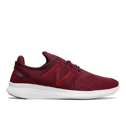 New Balance FuelCore Coast v3 Sweatshirt Men's Speed Shoes - Red (MCOASLE3)