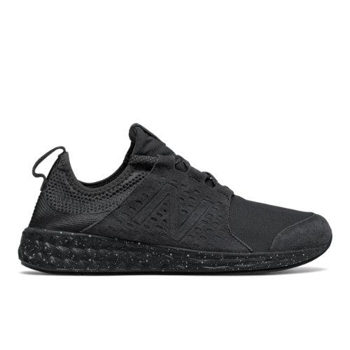 New Balance Fresh Foam Cruz Protect Pack Men's Soft and Cushioned Running Shoes - Black (MCRUZE)
