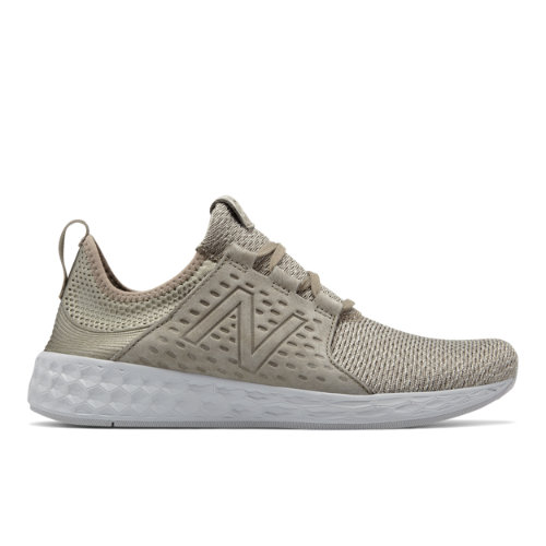 New Balance Fresh Foam Cruz Men's Neutral Cushioned Shoes - Military Urban Grey (MCRUZNO)