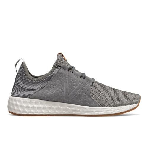 New Balance Fresh Foam Cruzv1 Reissue Men's Running Shoes - Grey (MCRZRRG)