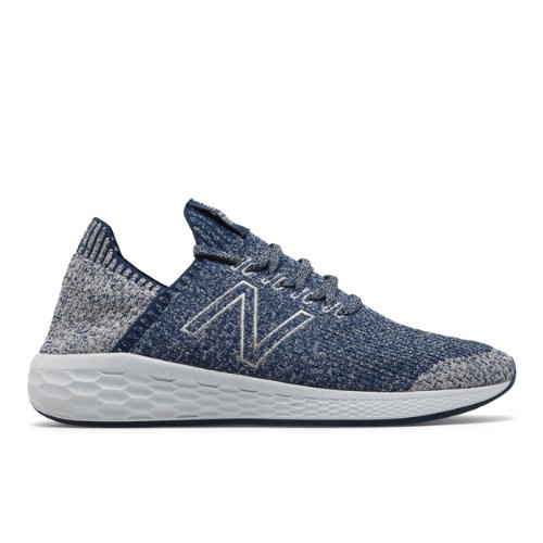 New Balance Fresh Foam Cruz SockFit Men's Shoes - Grey (MCRZSSB2)
