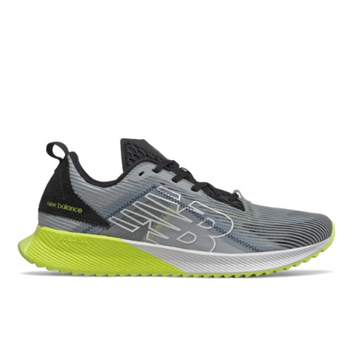 New Balance FuelCell Echolucent Men's Running Shoes - Grey / Green (MFCELLG)