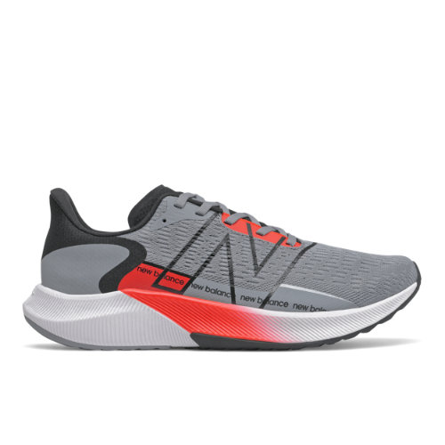 New Balance FuelCell Propel v2 Men's Running Shoes - Grey (MFCPRWR2)