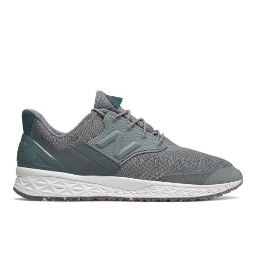 New Balance Fresh Foam 100 Men's Sport Style Sneakers Shoes - Grey (MFL100AG)