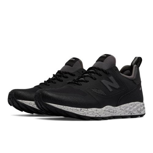 New Balance Fresh Foam Trailbuster Men's Outdoor Sport Style Sneakers Shoes - Black / Grey (MFLTBBG)