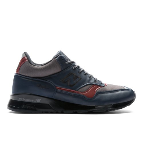 New Balance 1500 Made in UK Men's Mid-Cut Shoes - Navy (MH1500NG)