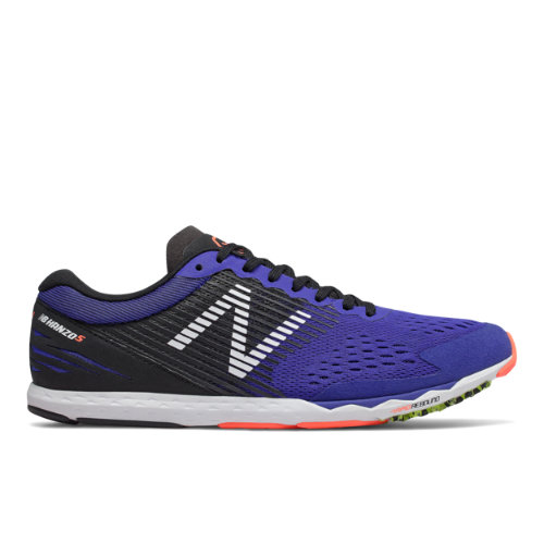 New Balance Hanzo S v2 Men's Racing Flats Running Shoes - Blue (MHANZSGB)