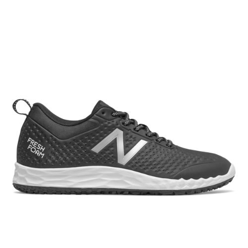 New Balance 806v1 Men's Work Shoes - Black (MID806W1)