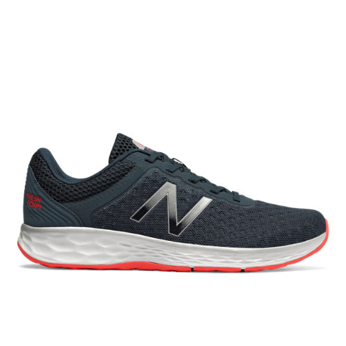 New Balance Fresh Foam Kaymin Men's Neutral Cushioned Shoes - Dark Blue (MKAYMRG1)