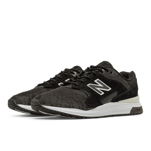 New Balance 1550 REVlite Reflective Men's Shoes - Black / White (ML1550KB)