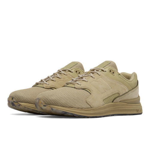 New Balance 1550 Reflective Men's Sport Style Sneakers Shoes - Tan (ML1550MM)