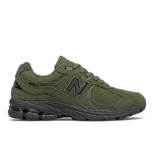 New Balance 2002R Men's Lifestyle Shoes - Green (ML2002RM)