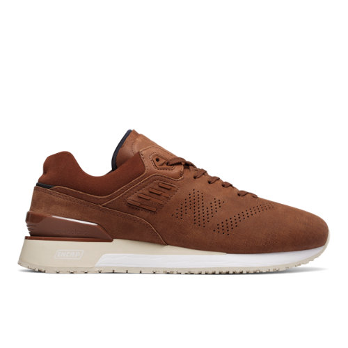 New Balance 2017 Deconstructed Men's Sport Style Shoes - Brown / White (ML2017MB)