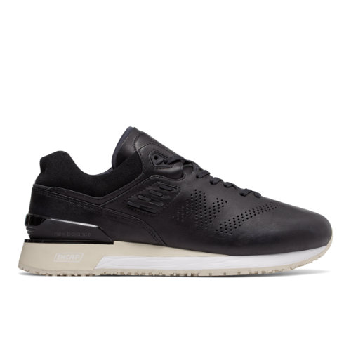 New Balance 2017 Deconstructed Men's Sport Style Shoes - Black / White (ML2017MK)