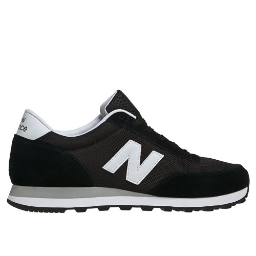 New Balance 501 Ballistic Men's Elite Edition Shoes - Black, White (ML501KW)