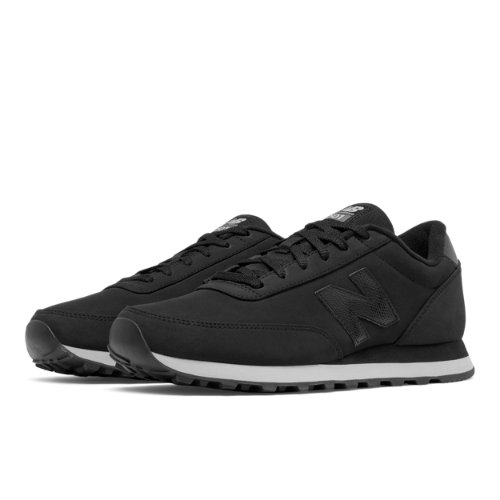 New Balance 501 Men's Running Classics Shoes - Black (ML501MDB)