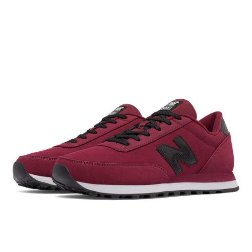 New Balance 501 Men's Running Classics Shoes - Red / Black (ML501MDC)
