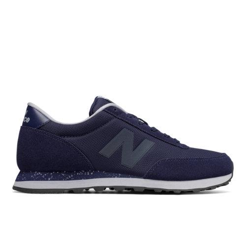 New Balance 501 Men's Running Classics Sneakers Shoes - Navy (ML501NFH)
