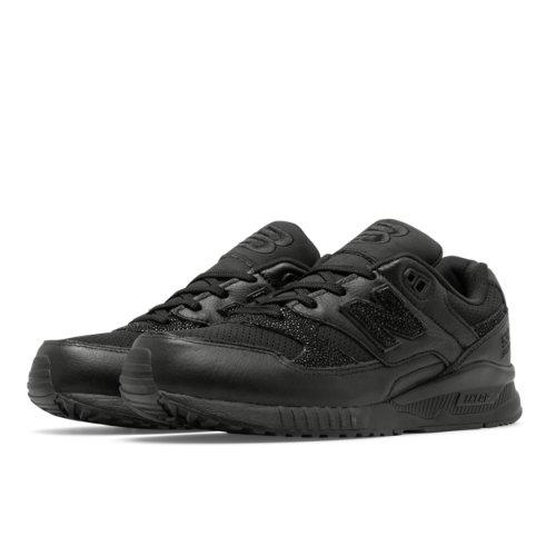 New Balance 530 New Balance Men's Running Classics Shoes - Black (ML530BEX)