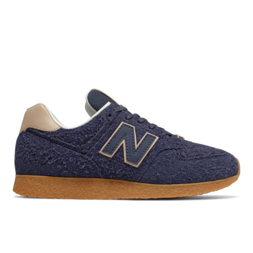 New Balance 574A Men's Running Classics Shoes - Navy (ML574ANC)