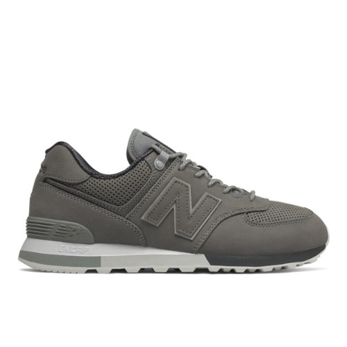 New Balance 574 Men's Shoes - Grey (ML574ENA)