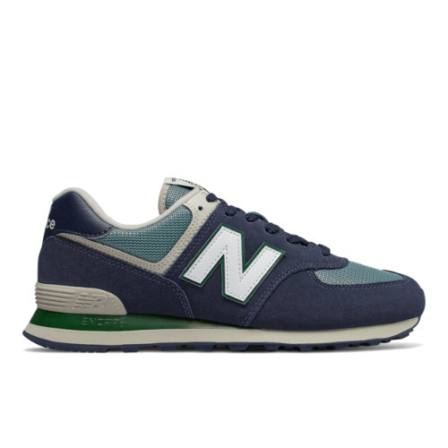 New Balance 574 Men's Lifestyle Shoes - Navy (ML574ERK)