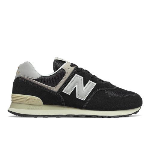 New Balance 574 Men's Sneakers Shoes - Black (ML574GYF)