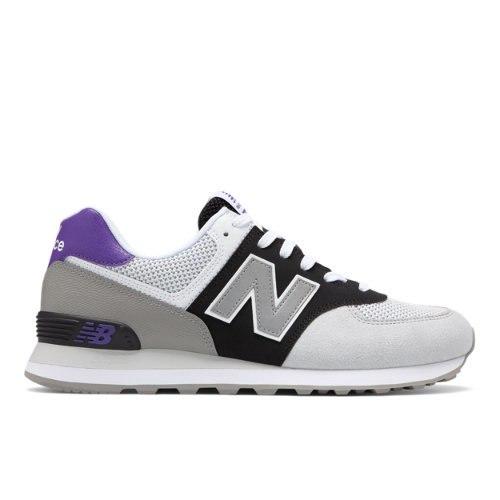 New Balance 574 Men's Shoes - White (ML574MSA)
