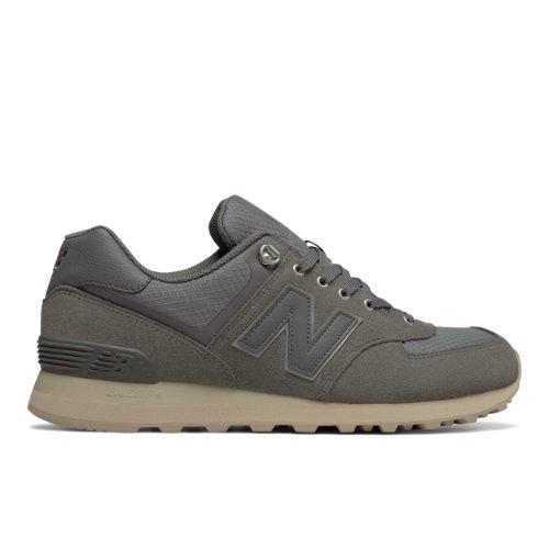 New Balance 574 Outdoor Activist Men's 574 Sneakers Shoes - Grey / Sand (ML574PKQ)