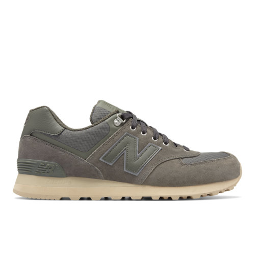 New Balance 574 Outdoor Activist Men's 574 Sneakers Shoes - Olive / Sand (ML574PKT)