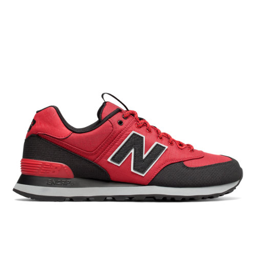 New Balance 574 Outdoor Escape Men's 574 Sneakers Shoes - Red / Black (ML574PTB)
