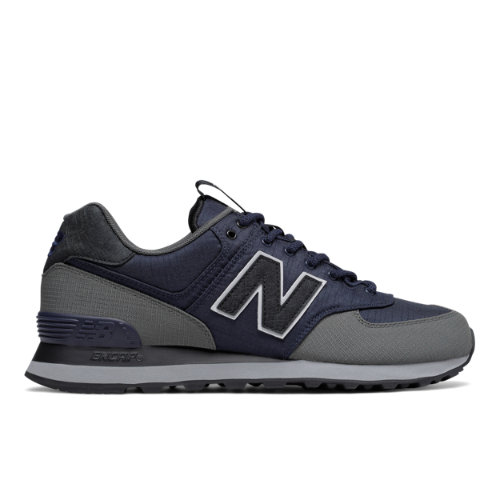 newest 13c16 57cb3 New Balance 574 Outdoor Escape Men's Sneakers Shoes - Navy ...