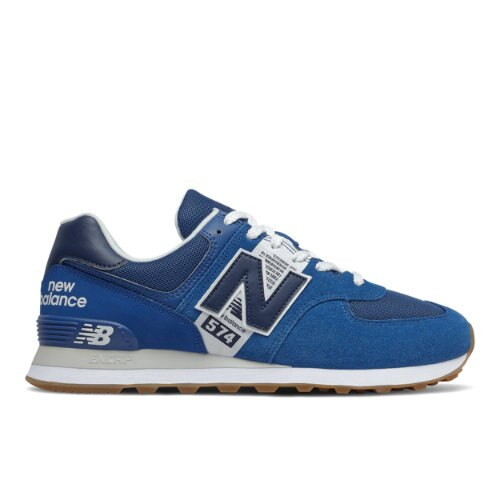 New Balance 574 Men's Lifestyle Shoes - Blue (ML574SR2)