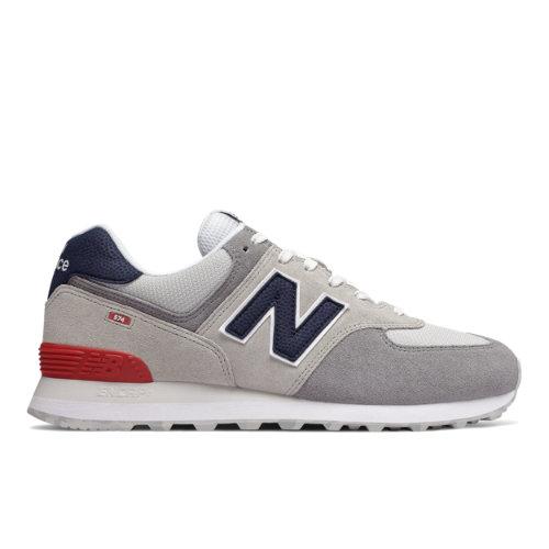 New Balance 574 Marbled Street Men's Shoes - Grey (ML574UJD)