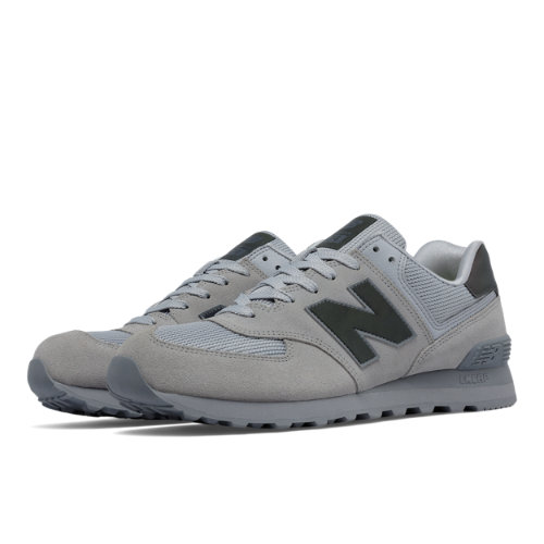 New Balance 574 Urban Twilight Men's 574 Shoes - Silver / Grey (ML574UWA)