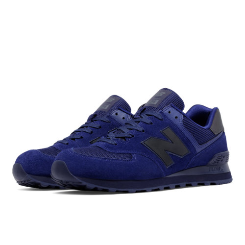 New Balance 574 Urban Twilight Men's 574 Shoes - Blue / Navy (ML574UWC)