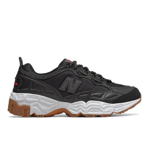 New Balance 801 Men's Running Classics Shoes - Black (ML801BEC)