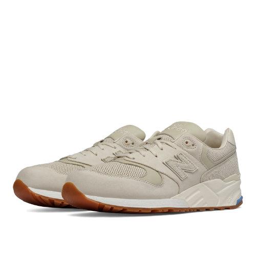 New Balance 999 Luxury Men's Shoes - Powder / Angora (ML999WEU)