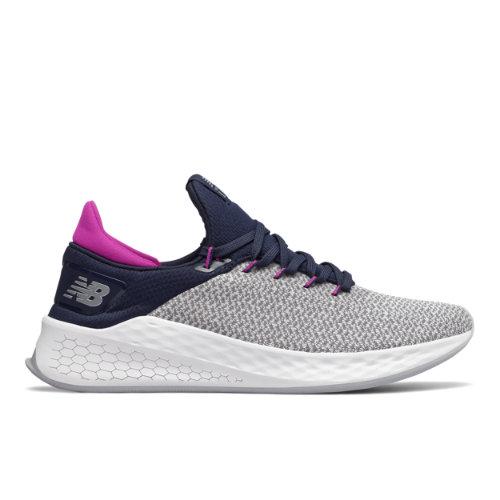 New Balance Fresh Foam Lazr v2 Sport Men's Running Shoes - Grey (MLAZRSN2)