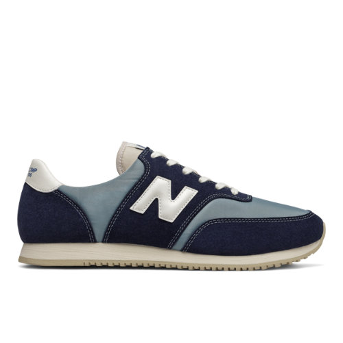 New Balance COMP 100 Men's Running Classics Shoes - Navy / Blue (MLC100AA)