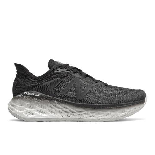 New Balance Fresh Foam More v2 Men's Running Shoes - Black (MMORBK2)