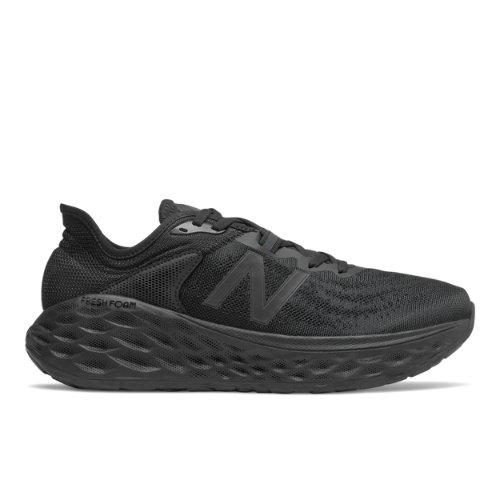 New Balance Fresh Foam More v2 Men's Running Shoes - Black (MMORTB2)