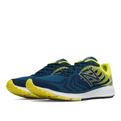 New Balance Vazee Pace v2 Men's Shoes - Teal / Yellow (MPACEGY2)