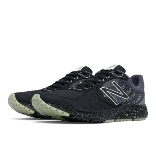 New Balance Vazee Pace v2 Protect Pack Men's Speed Shoes - Black / Silver (MPACEPJ2)