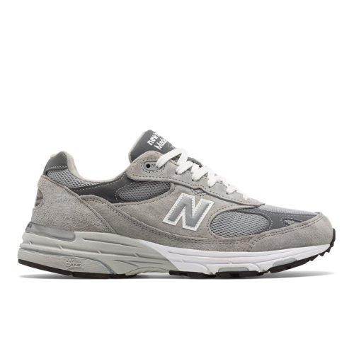 New Balance Made in USA 993 Men's Lifestyle Shoes - Grey (MR993GL)