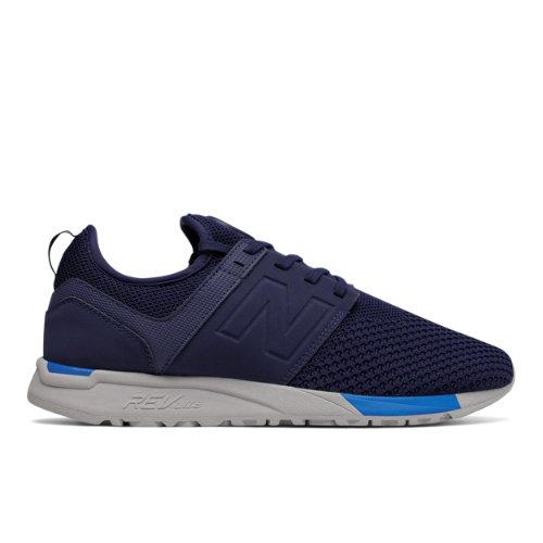 New Balance 247 Sport Men's Sport Style Shoes - Navy / Blue (MRL247KN)